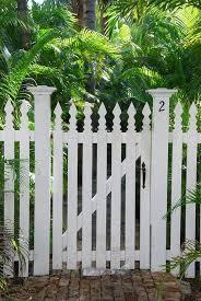 Gates To The Keys Jimsislandphotography Picket Fence Gate Fence Gate Picket Fence Garden