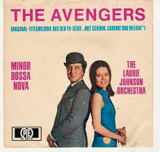 45cat - The Laurie Johnson Orchestra - The Avengers / Minor Bossa ...