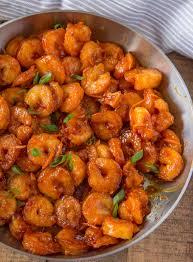 Skinny Chinese Orange Shrimp - Cooking ...