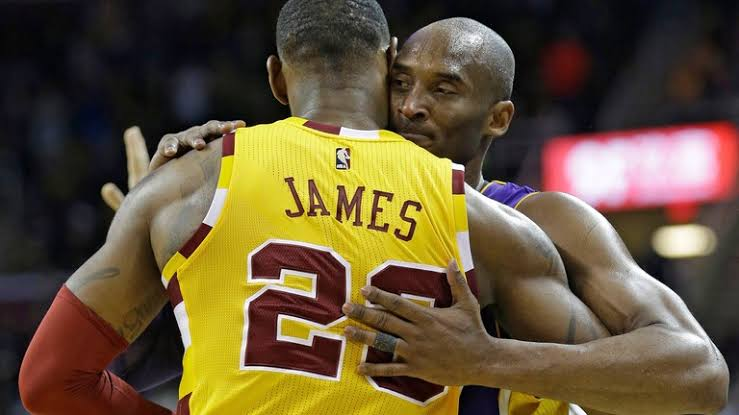"""Image result for Jerry West Expresses Remorse In Saying LeBron Is Better Than Kobe"""""""