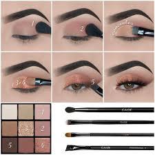 step by step eye makeup tutorials