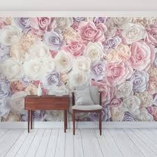 non woven wallpaper pastel paper art