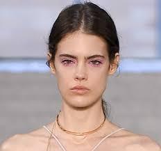 spring 2016 runway makeup trends
