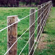 This Electric Fence Has 1 400 Pounds Of Break Strength Per Rail And Is The Strongest Electric Fence Ramm Carries Ramm Horse Fencing Horse Paddock Farm Fence
