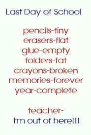 last day of school quote picture quotes teacher last day of