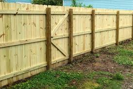 How To Fill In A Gap Under Fencing Home Guides Sf Gate Fence Fence Contractor Fence Design