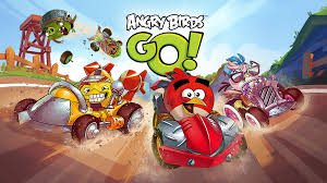 Angry Birds Go! - Feature - blip blop