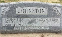 "Adeline ""Addie"" Nelson Johnston (1923-2017) - Find A Grave Memorial"