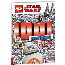 LEGO® Star Wars™ 1001 Stickers - AMEET