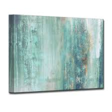 Beachcrest Home Abstract Spa By Tristan Scott Wrapped Canvas Graphic Art Print Reviews Wayfair