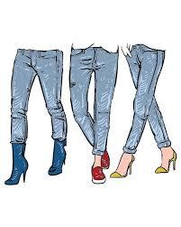 Image result for blue jeans clip art