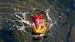 Ganesh Visarjan 2019 Shubh Muhurat Time in India: Ganpati Visarjan ...