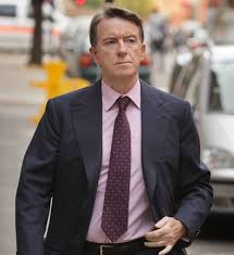 King courtier: Lord Mandelson | The Independent