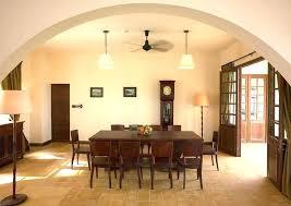 dining room fan light living ceiling