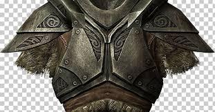 dragonborn plate armour armor