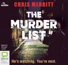 The Murder List : Chris Merritt : 9780655623984