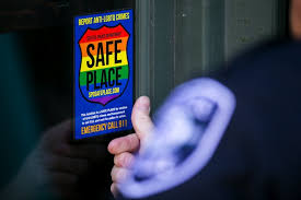 Spd Sets National Example With Lgbtq Friendly Safe Haven Plan The Seattle Times