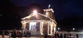 File:Kedarnath temple at nigh view on the way to kedarnath 05.jpg ...