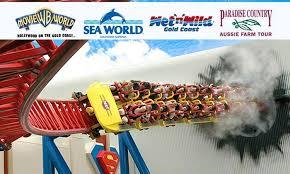 unlimited theme park p groupon travel