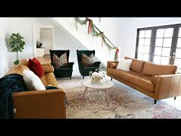 article sofa review with classy clutter