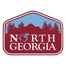 North Georgia Decal Peach State Pride