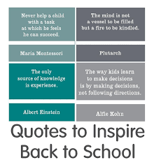 back to school quotes we need fun