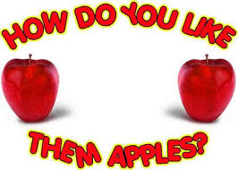 How Do Ya Like Them Apples? (And Oranges?) - STORIES FROM SCHOOL AZ