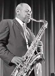 Coleman Hawkins 1904-1969) Photograph by Granger
