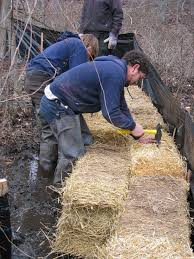 Seaton Hackney Stables Silt Fence Construction Gswa