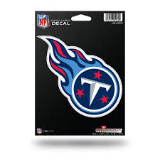 Rico Nfl Tennessee Titans Die Cut Auto Decal Car Sticker Medium Vdcm Sportzzone