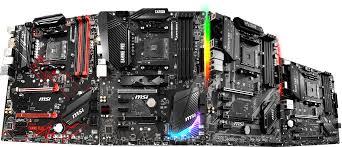 New AMD B450 Gaming Motherboard