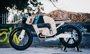 lawless bikes mini wooden cafe racers