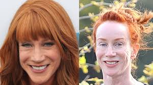 kathy griffin without makeup you
