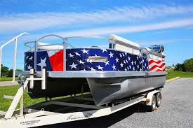 Pontoon Boat Wraps Stunning Ideas For Graphics You Have To See