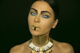 cleopatra makeup and hair tutorial