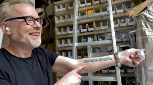 Adam Savage Answers Your Questions! (3/31/20, Part 2) - YouTube