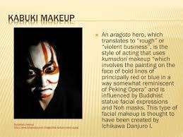 kabuki makeup meaning color saubhaya