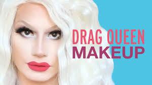 drag queen makeup tutorial you