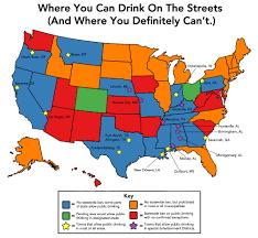 Drink In Public In America ...