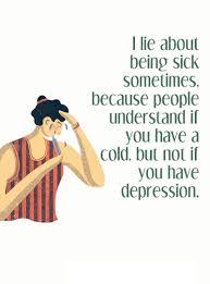 depression quotes quote pond