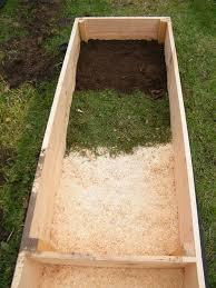 my raised bed garden the bottom line