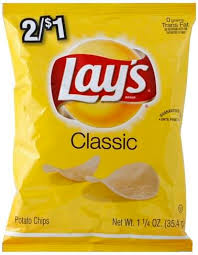 lays clic potato chips 1 25 oz