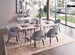 131 Modern Dining Room Set By Esf Furniture Sohomod Com