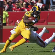 Is LA Rams RB Malcolm Brown headed for ...