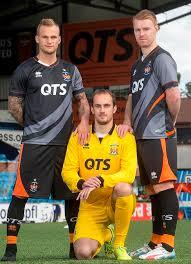 New Kilmarnock Away Top 2015-2016- Killie FC Alternate Kit 15/16 ...