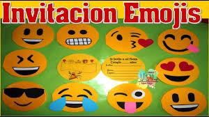 Invitacion De Emojis Youtube