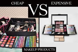 vs expensive makeup s