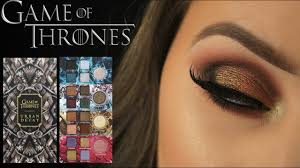testing urban decay game of thrones