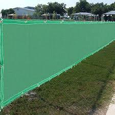 6 X50 Green Fence Screen 90 Privacy Fencing Mesh Amazon Co Uk Garden Outdoors