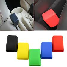 safety seat belt buckle covers